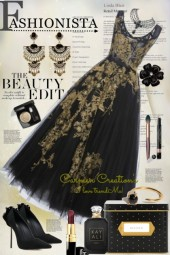 Journi's 'At The Met' Ball Gown Outfit