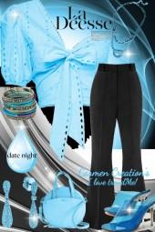 Journi's Madrid Nightclub Outfit