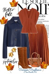 Journi's September Fall Outfit