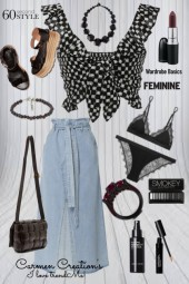 Journi's Wardrobe Basics Outfit