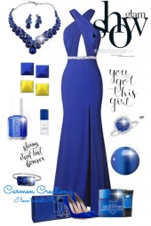 Journi's Gala Gown Outfit