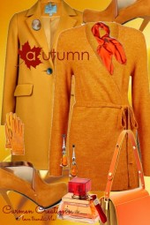 Journi's Autumn Beauty Outfit