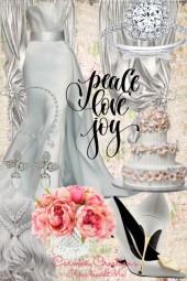 Journi's Romantic Wedding Outfit