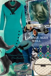 Journi's Vintage Ages Well Outfit