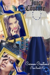 Journi's Juicy Couture Elegant Outfit