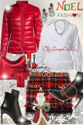 Journi's Noel Christmas Wish Outfit