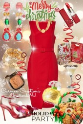 Journi's Merry Christmas Holiday Party #2 Outfit