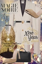 Journis New Year 2020 Outfit