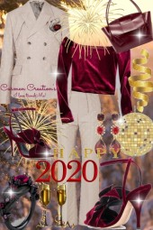 Journi's Happy 2020 Outfit