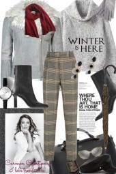 Journi's Winter Is Here 2020 Outfit