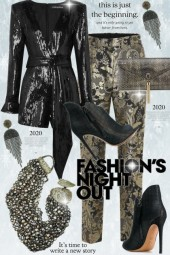 Journi's Fashion's Night Out Outfit