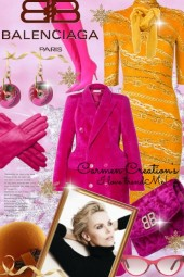 Journi's Balenciaga Paris Outfit