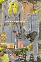 Journi's Winter Magic Days Outfit