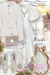 Journi's Modern Bride Outfit