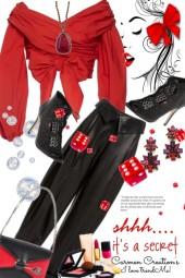 Journi's It's A Secret Date Outfit