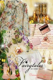 Journi's Fairytales Do Come True In England Outfit