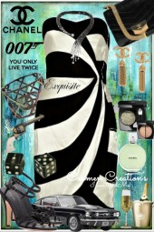 Journi's Chanel Exquisite Montecarlo Outfit
