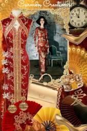 Journi's Shanghai Vintage Outfit