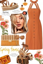 Journi's Spring Faves Outfit