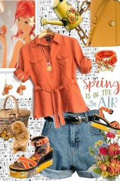 Journi's Spring Is In The Air Picnic Outfit