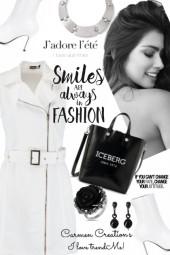 Journi Smiles Fashion Outfit