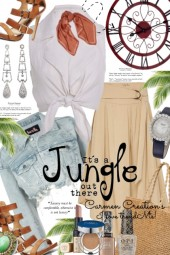 Journi It's A Jungle 'Out There Outfit