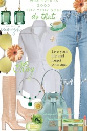 Journi Enjoy May Outfit