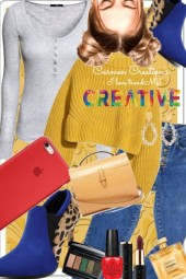 Journi Creative Outfit