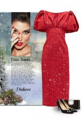 Dear Santa...I believe