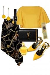 № 19 yellow