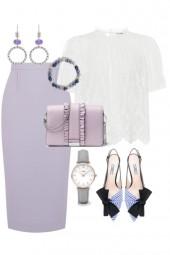 № 16 violet