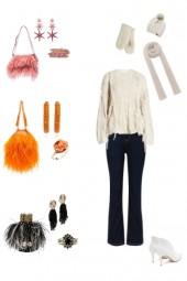 Fluffy accessories