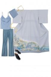 Kimono set KM372 -2