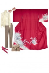 Kimono set KM374-1