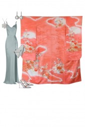 Kimono Set KM439