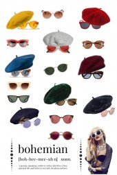 Berets and Sunglasses