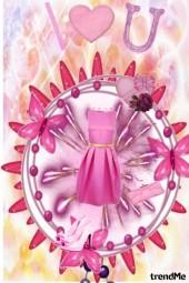 pink<3pink