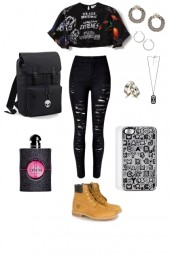 BTS JUNGKOOK INSPO OUTFIT #1
