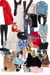 Outfit for every occasion