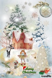 Merry Christmas.... Sretan Božić....