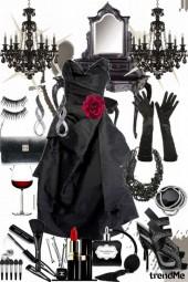 Elegancija u crnom