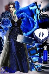 vogue gorgeous blue