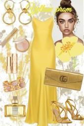 Yellow prom
