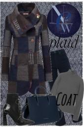 New plaid coat