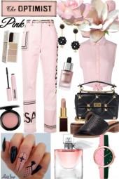 The optimist pink