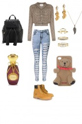 FALL/AUTUMN OUTFIT #1