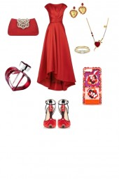 VALENTINES DAY OUTFIT #1