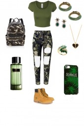 VETERANS DAY OUTFIT #1