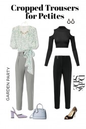Cropped Trousers for Petites