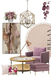 #3  Relax in Glam